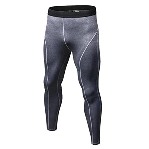 Etecredpow Mens Gym Moisture Wicking Quick Dry Training Breathable Running Pants