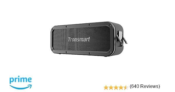 Altavoz Bluetooth Potente, Tronsmart Force 40W Altavoz inalámbrico ...