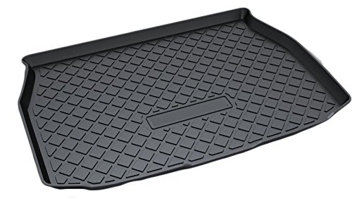 Kaungka Cargo Liner Rear Cargo Tray Trunk Floor Mat Waterproof Protector for 2018 Toyota C-HR CHR chr