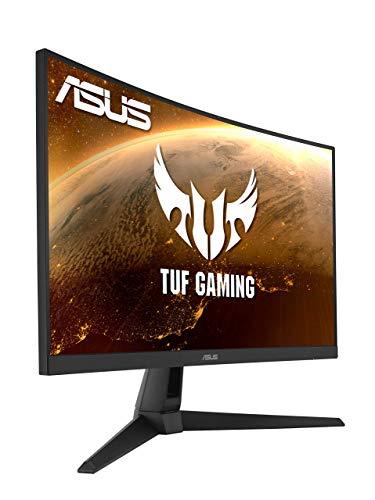 ASUS TUF Gaming VG27VH1B Gaming Monitor –27 inch Full HD (1920x1080), 165Hz (above 144Hz), Extreme Low Motion Blur…