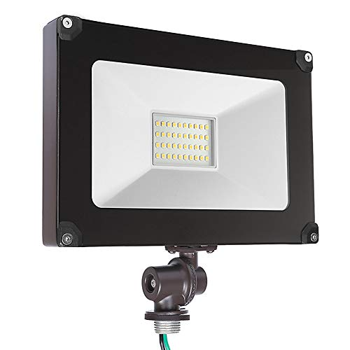 Exterior Flood Light Placement