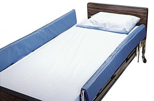 Vinyl Bed Rail - SkiL-Care Cushion-Top Vinyl Bed Rail Pads, 60 inch
