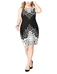CACNCUT Plus Size Maxi Dress for Women Sexy Party Bodycon Dresses