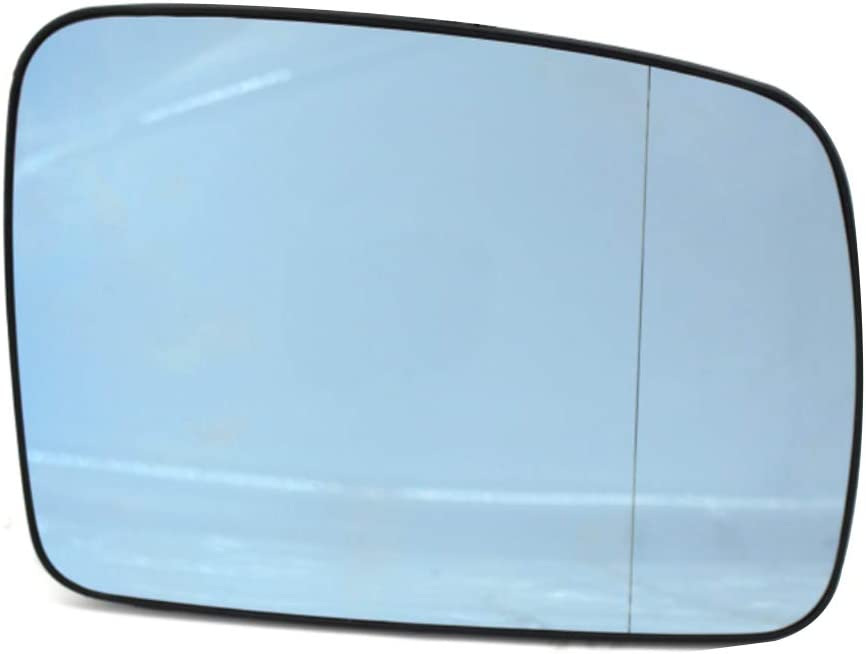Passeggero Lato destro riscaldata specchietto retrovisore specchio di vetro per la Discovery 3 Freelander 2 Sport 2004-2009