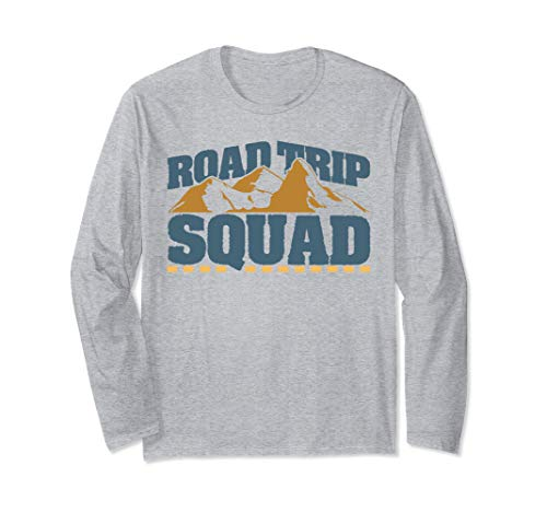 Road Trip Squad T-Shirt | Jaunt Friends Tripper Tee Idea ()