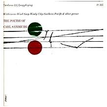 The Poetry of Carl Sandburg - Carl Sandburg reading his poetry [Vinyl LP]