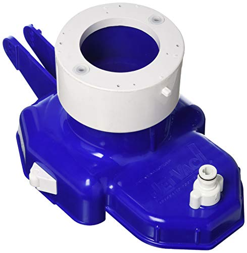 Pentair JV2C Blue Venturi Shell Replacement Jet-Vac JV105 Automatic Pool -