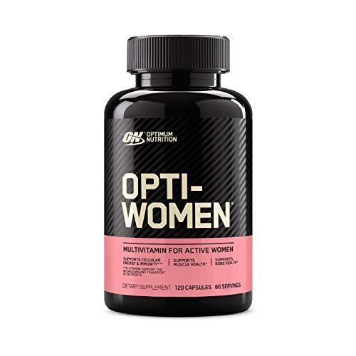 SSG Vitamins Nutrition ON Opti Women 120 CT (PAC)