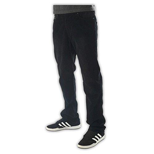 Vintage Corduroys Cotton (Troy Lee Designs Courier Corduroy Pants Black Size 32)