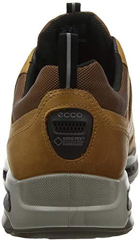 para Marrón Amber 2112 ECCO Hombre Zapatillas Cool Walk 8q7WcUwat