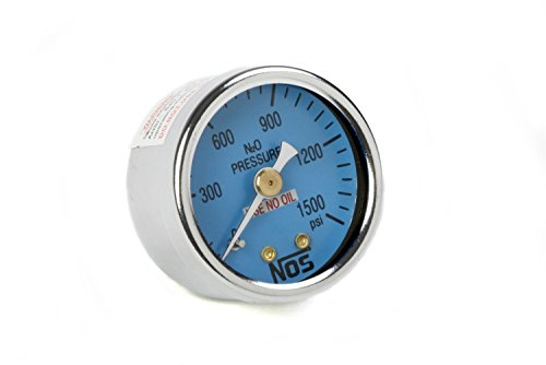 NOS 15913NOS Nitrous Pressure Gauge
