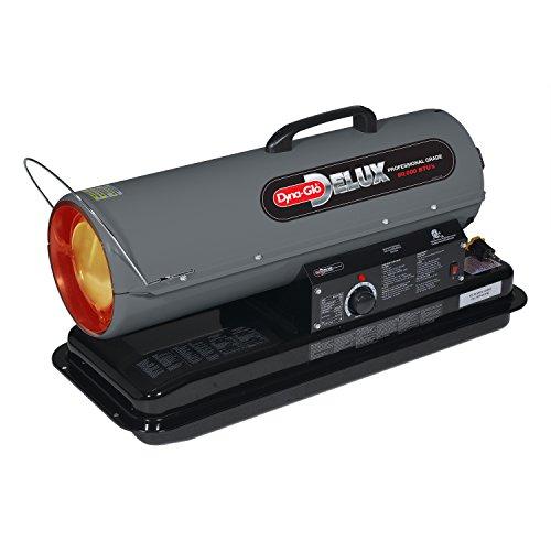 Dyna Glo Delux KFA80DGD  Kerosene Forced Air Heater, 80K BTU (Kerosene Heaters Forced Air compare prices)
