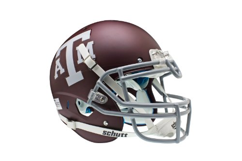 Collegiate Authentic Football Helmet - 2
