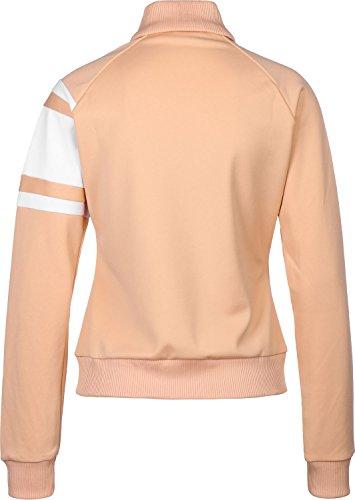 Per Giacca 80s Meadow optic L Mauve Donna Violet Diadora Jacket TIdqxw77