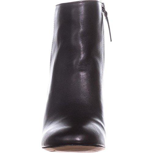 Bloc I35 De Taytee Bottines Robe Talon - Cuir Noir