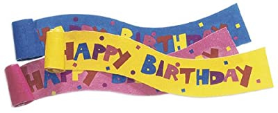Jolee's By You Dimensional Stickers, Kiddie Birthday Banner