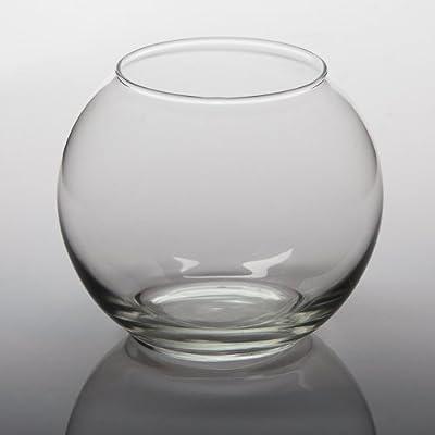 """Eastland Bubble Ball Vase 5.5"""""""