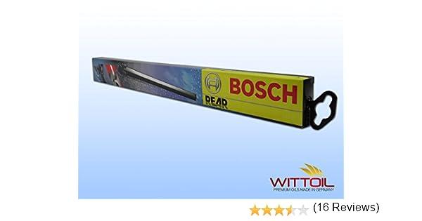 Bosch 3397004763 Heck H450 - Limpiaparabrisas (450 mm): Amazon.es: Coche y moto
