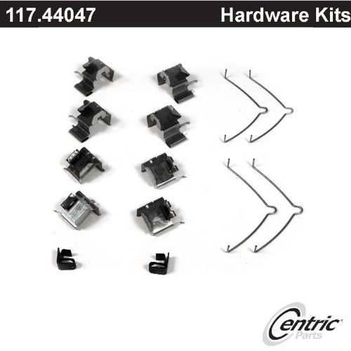 Centric Parts 117.44047 Brake Disc Hardware