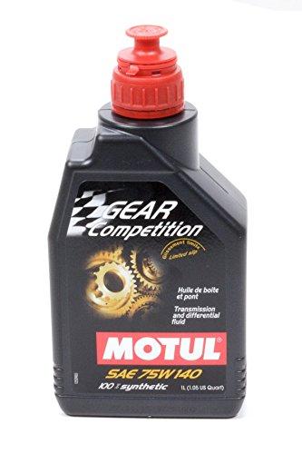 Motul MTL105779 75w140 Gear Competition Oil, 1 l, 1 Pack