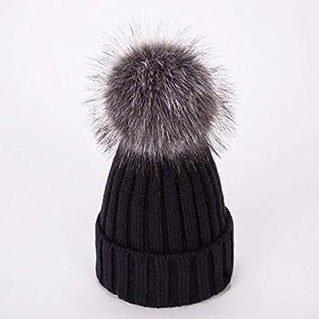 HAOLIEQUAN Sombreros De Mujer Agregar Gorros De Invierno para El Interior De Los Gorros para Mujer