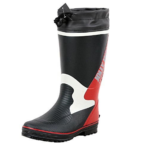 Alger Autumn and winter Warm Rain Boots Fishing Shoes Labor shoes Gardening Rubber shoes d ZoaSIcQ