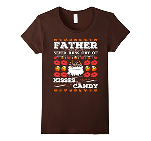 Father Daughter Halloween Costumes (Womens Cool Halloween Costumes For Men, Father. Father T shirts XL Brown)