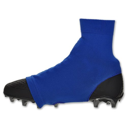 Royal Blue Large PoweSox Sports Cleat Cover Spat by Authentic Sports Shop