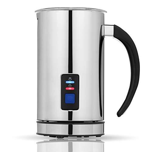 Chefs Star–Espumador de leche automático, calentador y Cappuccino Maker