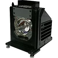 Mitsubishi WD73833 150 Watt TV Lamp Replacement by Powerwarehouse