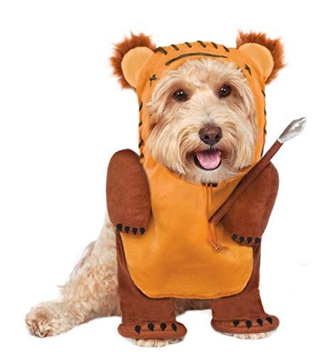 Star Wars Running Ewok Pet Costume