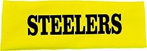 Steelers Cotton Stretch Headband at SteelerMania