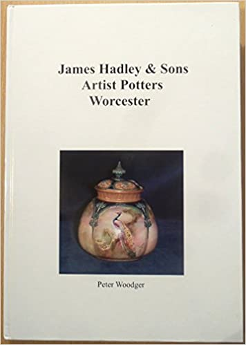 James Hadley & Sons Artist Potters Worcester