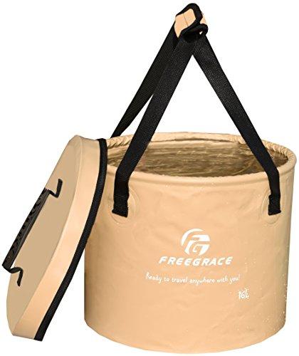 Premium Compact Collapsible Bucket Freegrace