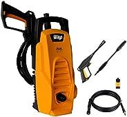Lavadora de Alta Pressão WAP ÁGIL 1800 1400W 1300 PSI/Libras 300L/h Portátil Compacta Jato Leque e Concentrado