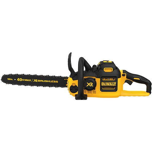 DEWALT DCCS690M1 40V 4AH Lithium Ion XR Brushless Chainsaw, 16''