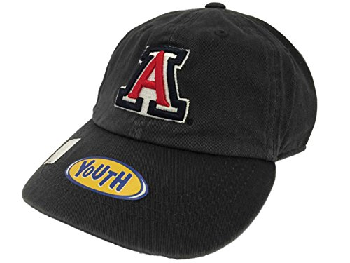 (Arizona Wildcats Tow Youth Rookie Navy Crew Adjustable Slouch Hat Cap)