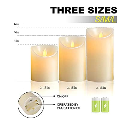 flameless Candles led Candles Flickering LED Tea Lights,Party Decoration Home