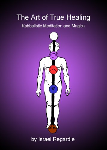 Sacred Meditation Pillar - The Art of True Healing: Kabbalistic Meditation and Magick
