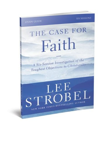 The Case for Faith Study Guide with DVD