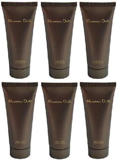 Massimo Dutti After Shave Bálsamo 100 ml Pack de 6