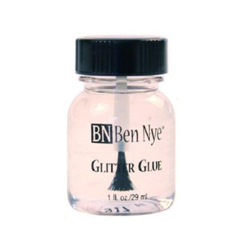 Glitter Glue AGB (1 oz) by Kansas Cosmetics (Best Glue For Glitter Eyeshadow)