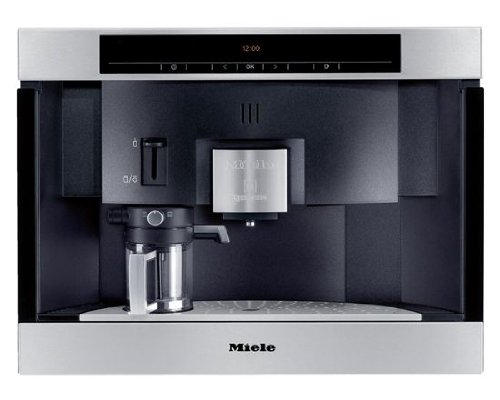 Miele CVA 3660 ED Clst Máquina espresso Acero inoxidable 1,5 L ...
