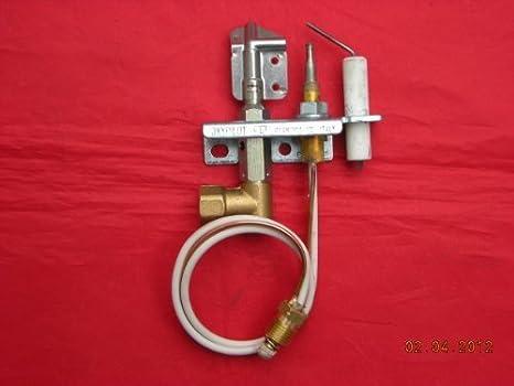 B&Q Superflame Modelo BR & BRVA Oxypilot 0540979 Termopar Electrode NG9030