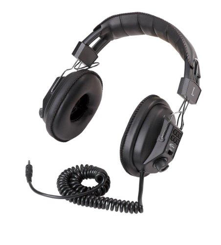 Califone Switchable Stereo/mono Headphones Wired, Best Gadgets