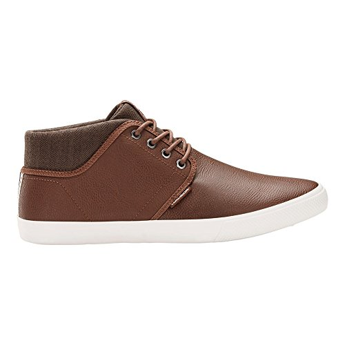Jack & Jones Men's Jfwvince Pu Cognac Trainers Brown (Cognac Cognac) discount eastbay discount visit new free shipping best seller 13hqP