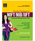 Study Package for NIFT, NID & IIFT Entrance Exam 2012
