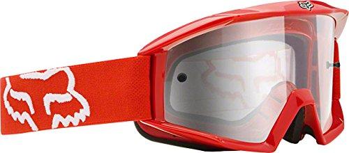 Fox Racing Main Goggle (Red) Fox Main Goggles