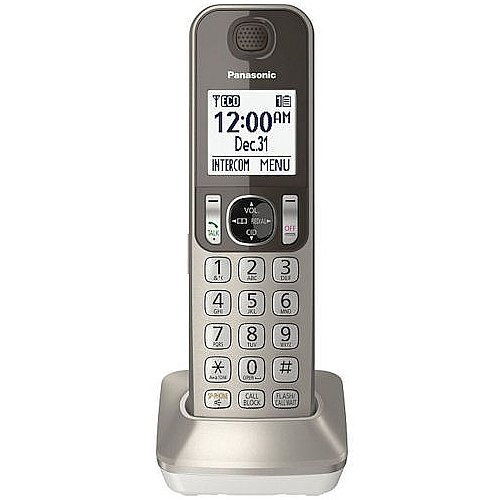 Panasonic Accessory Handset for TGF340/50/70/80 Series with Caller
