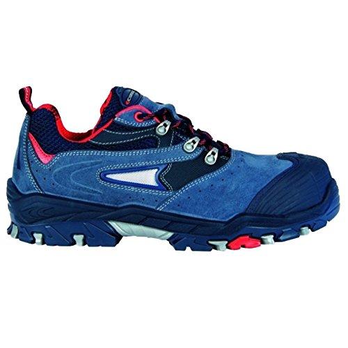 Cofra 17001–000.w47Serse S1P SRC–zapatos de seguridad talla 47color azul